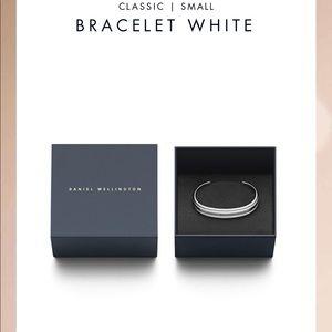 DW classic silver white bracelet